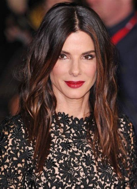 long haircuts for thin hair pinterest sandra bullock neat wavy 2017 long hairstyles for fine