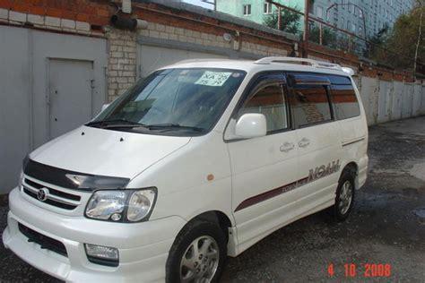 Toyota Naoh 2001 Toyota Noah For Sale