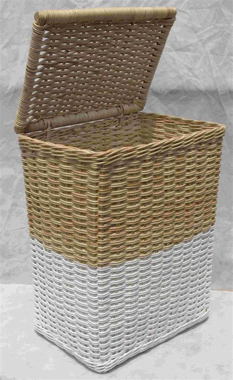 Keranjang Laundry Rotan rattan laundry baskets rattan wicker hers