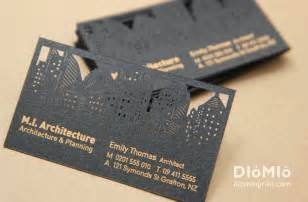 Creative Architecture Firm Names architect business cards diomioprint