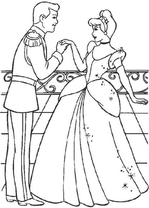 lindos desenhos para colorir da cinderela melhores