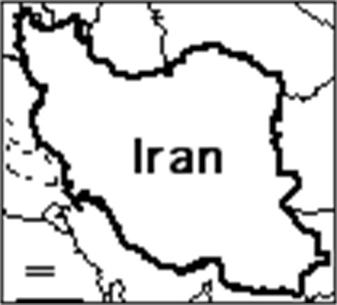 iran map coloring page middle east enchantedlearning com