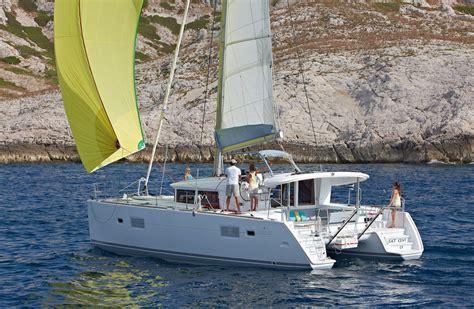 catamaran or monohull yacht blog on sailing and yacht charter in croatia