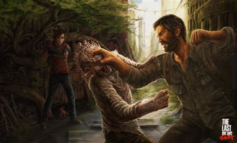 The Of the last of us wallpapers hd