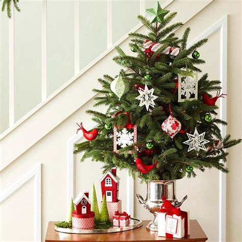 big christmas tree in small room attractive space saving tree inspirations godfather style