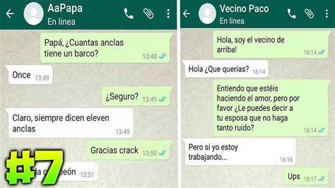 imagenes graciosas de conversaciones whatsapp 10 conversaciones de whatsapp graciosas 7 youtube