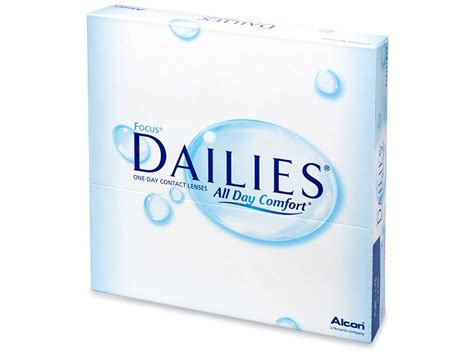 Dailies Aqua Comfort Focus Dailies All Day Comfort 90 Linsen Tageslinsen