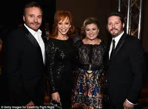 Earlier times in august reba and her husband television producer