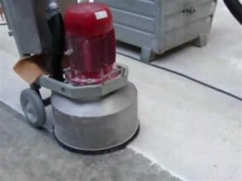 estrich schleifen maschine fliesen eichele betonboden abschleifen und polieren