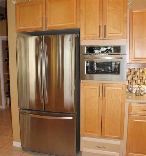 Microwave Kitchen Cabinet by Microwave Cabinet Home Furniture Design