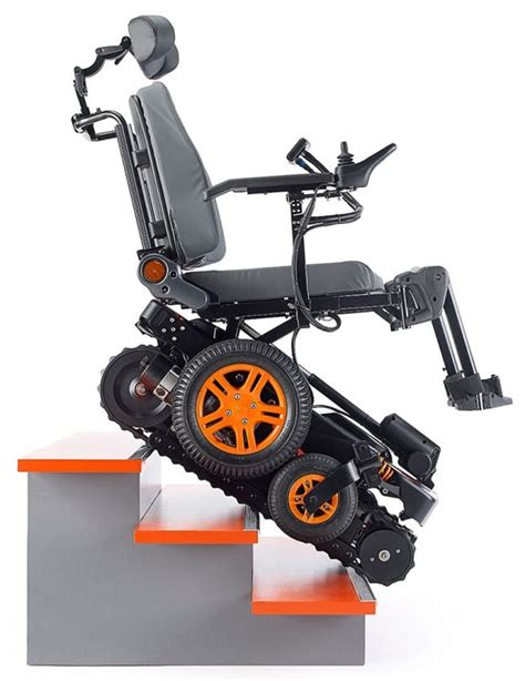 motorized chair for stairs the stair climbing wheelchair ippinka