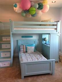 little girls loft beds goodnight room bunk bed for a little girls bedroom