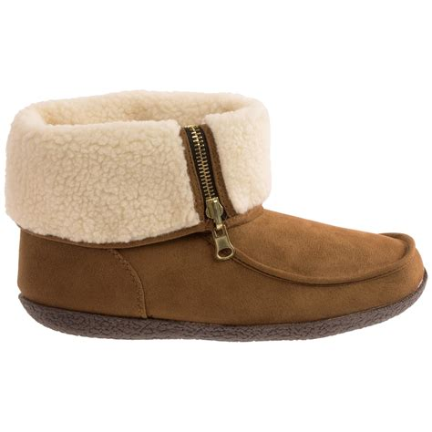 slipper boots for hush puppies bitterroot zip slipper boots for