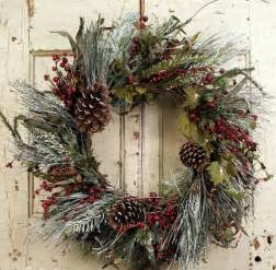 Winter Door Wreaths by Wreaths Glamorous Winter Wreath For Front Door Terrific