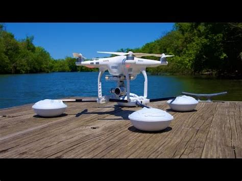 drone with pontoons laughing squid tumblr waterstrider pontoons that attach