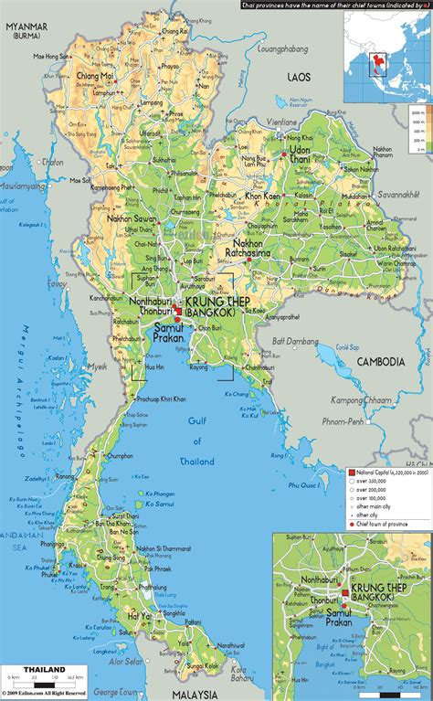 map thailand thailand world elections
