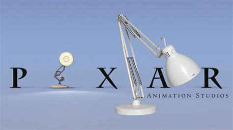 Pixar Luxo L by The Legend Of Lasseter And The Pixar Luxo L And