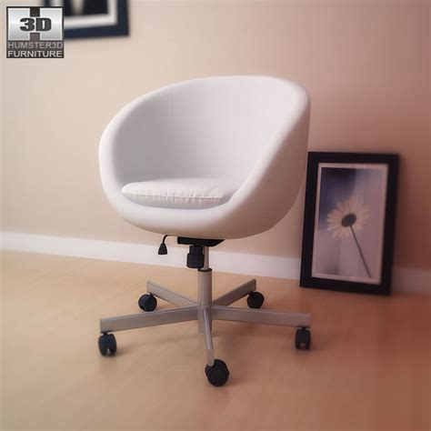 Ikea Skruvsta Swivel Chair 3d Model Hum3d Skruvsta Swivel Chair
