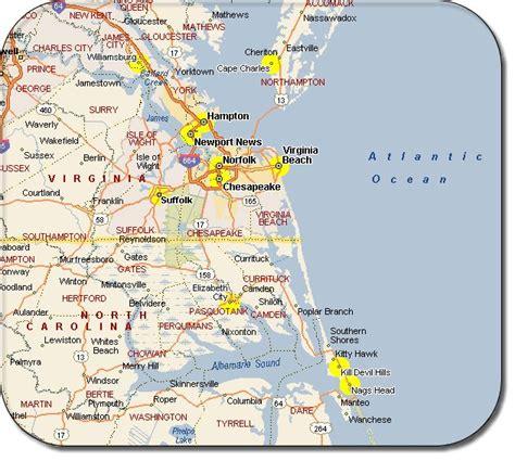 road map of carolina and virginia virginia va did you get a map of virginia
