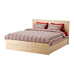 Malm Bed Frame With Box Malm High Bed Frame 4 Storage Boxes Ikea