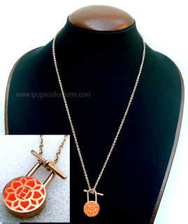 Gelang Orange Merah Gold risty s daftar barang branded