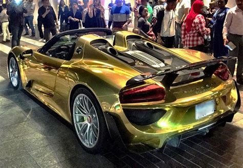 Dubai supercars: 11 of the flashiest cars ever seen in the