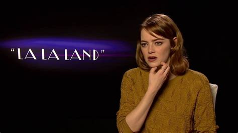 emma stone youtube interview la la land emma stone interview youtube