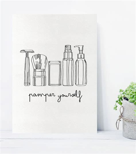 prints for bathroom per yourself bathroom print unique gift ideas