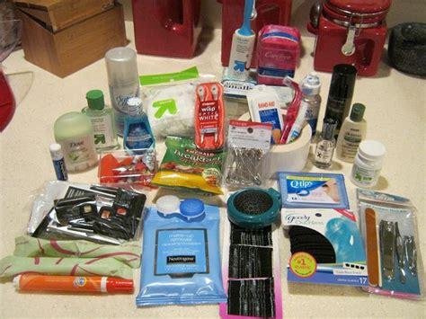wedding bathroom kit team survival kit for club volleyball season minus the