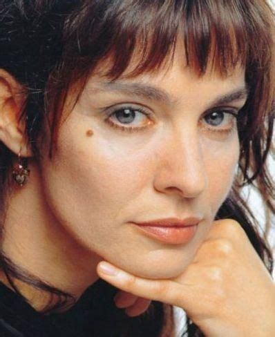 anne parillaud | movie and tv star | pinterest | french