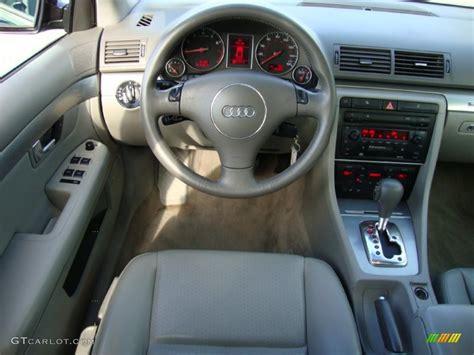 2002 Audi A4 Interior by 2002 Audi A4 1 8t Quattro Avant Beige Steering Wheel Photo