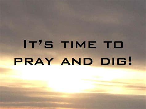 digging for prayer elisha craig t owens