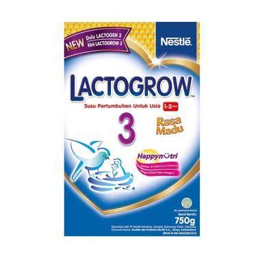 Promo Lactogen 2 750g lactogrow 3 terbaru ori harga promo blibli