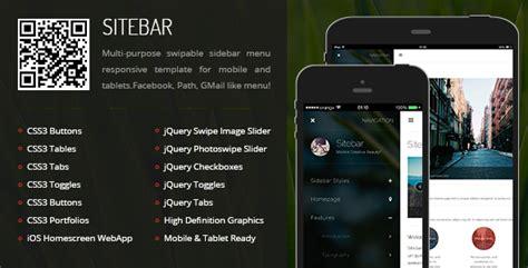 15 Best Responsive Mobile Web Templates Designssave Com Mobile Responsive Template