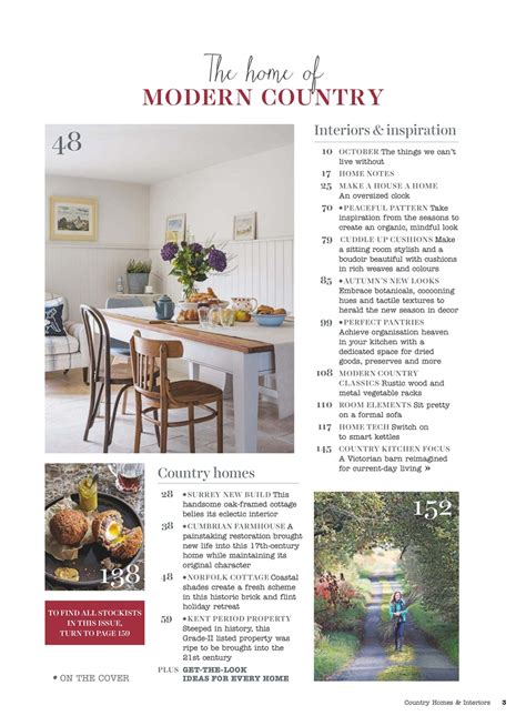 country homes and interiors magazine 2018 country homes interiors magazine october 2018 subscriptions pocketmags