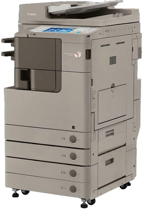 Printer Canon Ir canon imagerunner advance 4245 printer copierguide