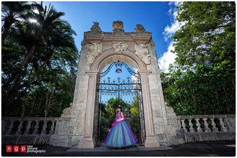 Quinceanera   Krisha?s Sweet 15   Vizcaya Museum and Gardens » Naples Florida Wedding & Portrait