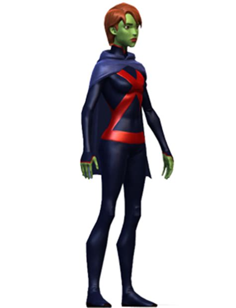 miss martian (character) giant bomb