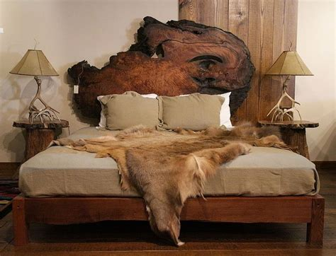 natural wood headboard 25 reasons to fall in love with a live edge headboard
