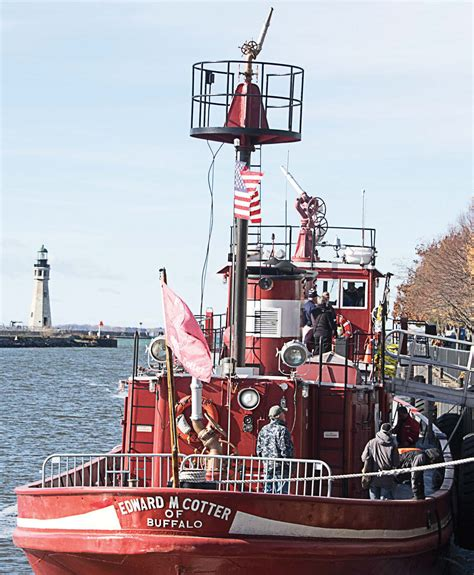 oldest working fireboat still serves buffalo n y the - Oldest Fireboat