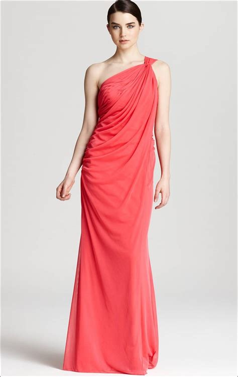 drape gowns draped gowns as party wear