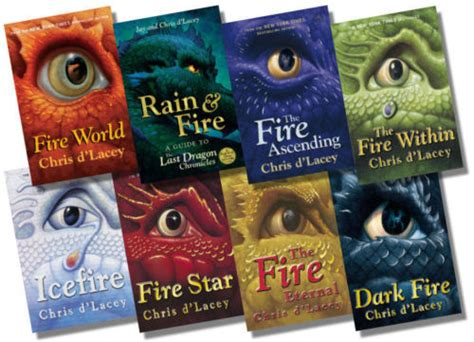 the wearle the erth dragons 1 books the last chronicles 8 books set collection by chris