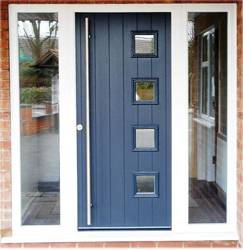 Glazed Front Doors Glazed Composite Front Door Door Design Ideas On Worlddoors Net