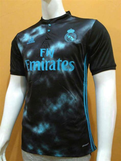Kaos Real Madrid 2017 2018 jual jersey real madrid away 2017 2018 jerseygradeori