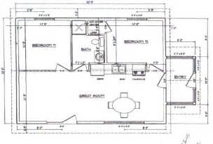 2 bedroom with loft small cabin floor plans joy studio