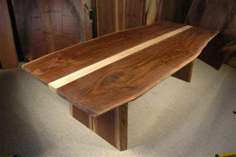 custom dining tables custom dining room tables live edge wood slabs