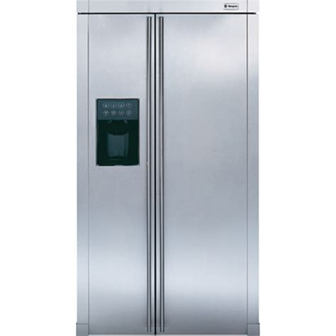 ge monogram cabinet depth refrigerator ge monogram zfsb26drss 36 quot by refrigerator 25 5