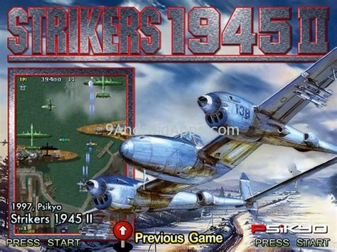strikers 1945 apk strikers 1945 2 v1 0 9 mod money apk
