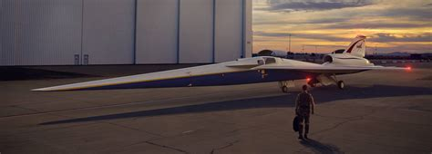 x plane design competition nasa s low boom x plane revolutionizes in supersonic silence
