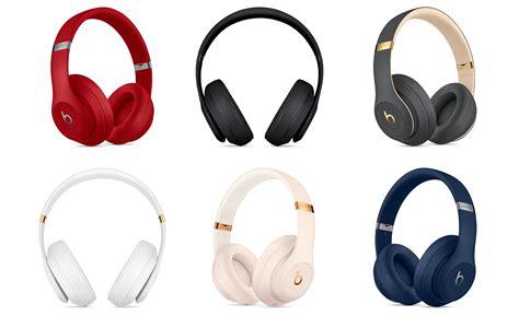apple headphones colors apple introduces beats studio3 wireless headphones your edm